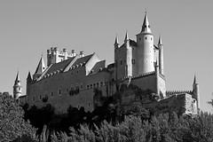 Segovia city, Spain