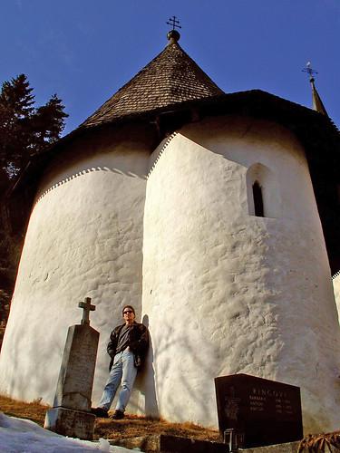 A chapel near Libelice.