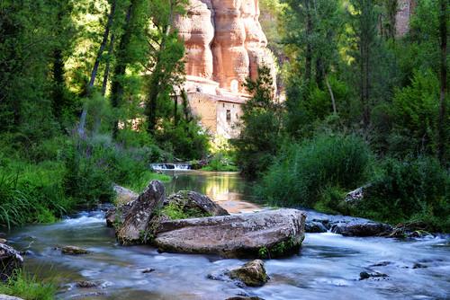 Río Gallo por Hoz de Corduente