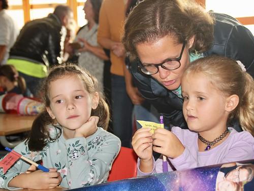 Marie Schulbeginn 09.09.2019