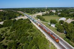 KCSM 4874 - Farmersville TX