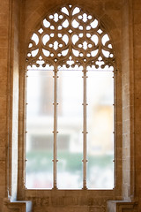 Arco gótico de la Lonja de la Seda, Valencia 01