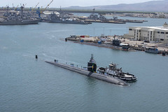 USS Olympia (SSN 717) returns home following a seven-month deployment.