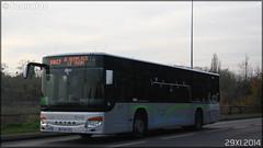 Setra S 415 NF – Stavo (Société de Transport Automobile de Versailles Ouest) (Groupe Lacroix) / STIF (Syndicat des Transports d'Île-de-France) / Plaine de Versailles n°S86