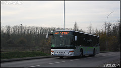 Setra S 415 NF – Stavo (Société de Transport Automobile de Versailles Ouest) (Groupe Lacroix) / STIF (Syndicat des Transports d'Île-de-France) / Plaine de Versailles n°S85 - Photo of Courdimanche