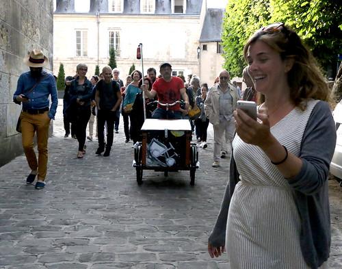 Géolocalisation et création sonore/ V.Béland /  06/09/18