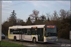 Heuliez Bus GX 327 – Stivo (Société de Transport Interurbaine du Val d'Oise) / STIF (Syndicat des Transports d'Île-de-France) n°125