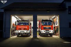 Feuerwehr Merkers Thüringen