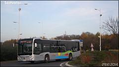 Mercedes-Benz Citaro C2 – Cars Lacroix / STIF (Syndicat des Transports d'Île-de-France) / Le Parisis n°949