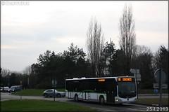Mercedes-Benz Citaro – Keolis Atlantique / TAN (Transports de l'Agglomération Nantaise) n°1052