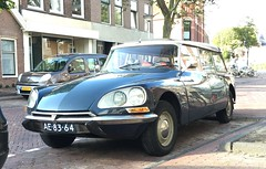 1971 Citroën DS 20 Break Confort