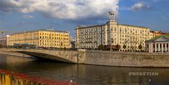 Bolshoi Kamenny Most - Yakimanskaya Nab - s