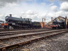 Didcot railway centre - August 2019