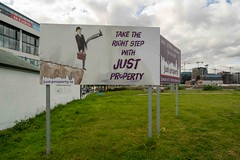 TAKE THE RIGHT STEP WITH JUST PROPERTY [AT CASSIDY'S WAY - DUBLIN DOCKLANDS]-155531