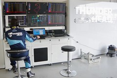 Nerve Centre of Carlin Racing