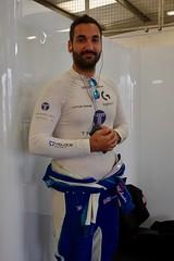 Andreas Laskaratos Driver of 360 Racing's Ligier JSP3 Nissan