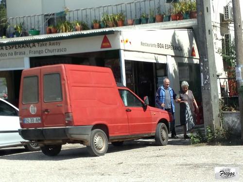 Fiat Fiorino - Portugal