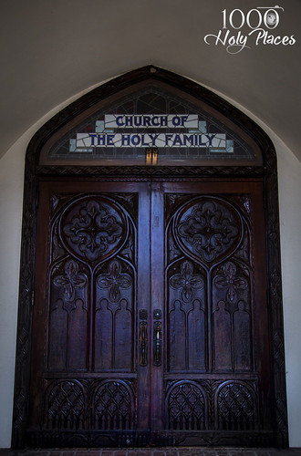 Doors to the Church