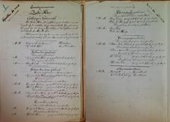 Danh sách nhân sự trường Quốc Học Huế ngày 11/5/1898 và 7/2/1900
