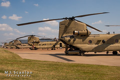 11-08093 US Army National Guard | Boeing CH-47F Chinook | Memphis International Airport