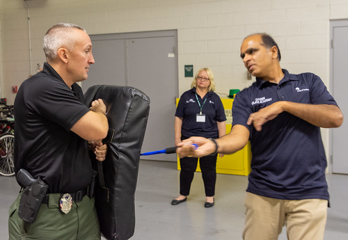 Citizen Police Academy - Week 3 - 4