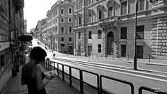 Rome black & white