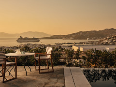 Mykonos Views and Sunsets