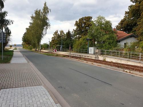 Obergrünstedt Hauptbahnhof