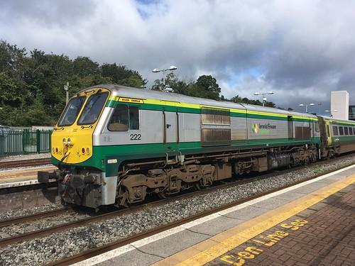 Irish Rail 222