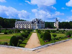 Castle of Chenonceau (France)