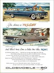 1960 Oldsmobile Holiday Models