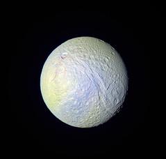 Tethys - False Color - March 14 2017