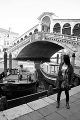 Venise  black & white