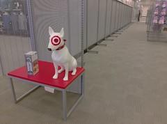 Bullseye's lonely watch