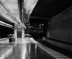 The late train