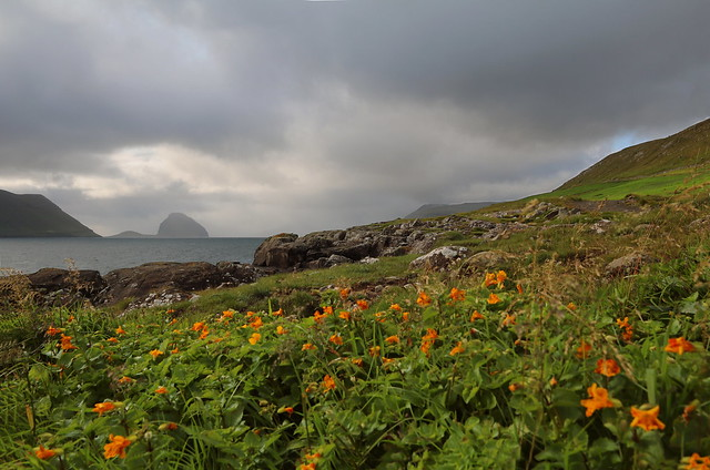 Kirkjubøur - Faroe Islands