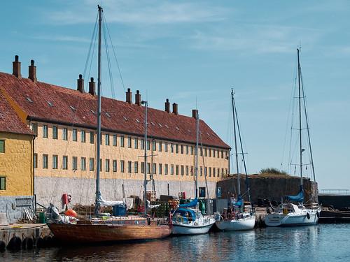 Christiansø harbour