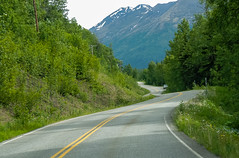 Eklutna Valley, Alaska