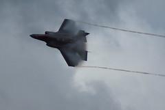 Lockheed Martin F-35 Lightning II Gatineau Ottawa Air Show - 2019