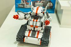 Smart Robot: Appgesteuerter Roboter MI Robot Builder Rover von Xiaomi