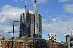 Croydon skyscrapers going up