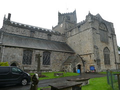Church - The Priory Church of St Mary & St Michael, Cartmel