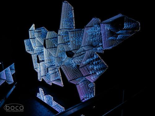 Swarovski Crystal World, Infinity Wall