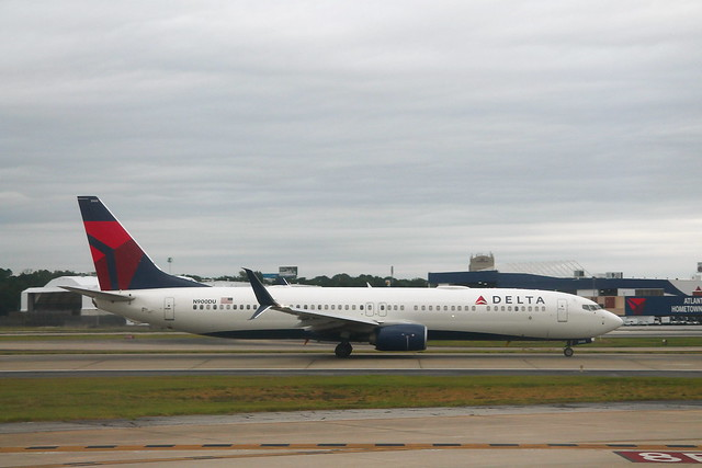 Delta N900DU: Boeing 737-900