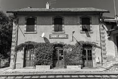 Gare de Saint-André-Les-Alpes