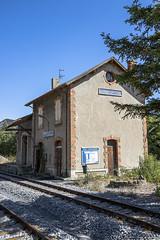 Gare de Mézel-Châteauredon