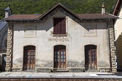 Buffet Hôtel de la gare de Thorame-Haute - Photo of Angles