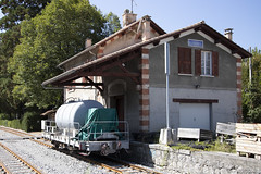 Gare de Barrême - Photo of Moriez