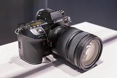 Hochauflösende Vollformatkamera: Panasonic Lumix DC-S1R für 4k-Videos
