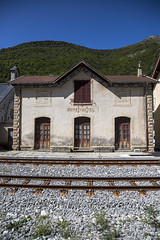 Buffet Hôtel de la gare de Thorame-Haute - Photo of Allons